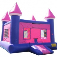 Pink & purple Castle