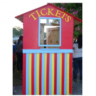 Ticket Booth Rental