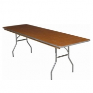 8\' Banquet Table : Seats 8-10